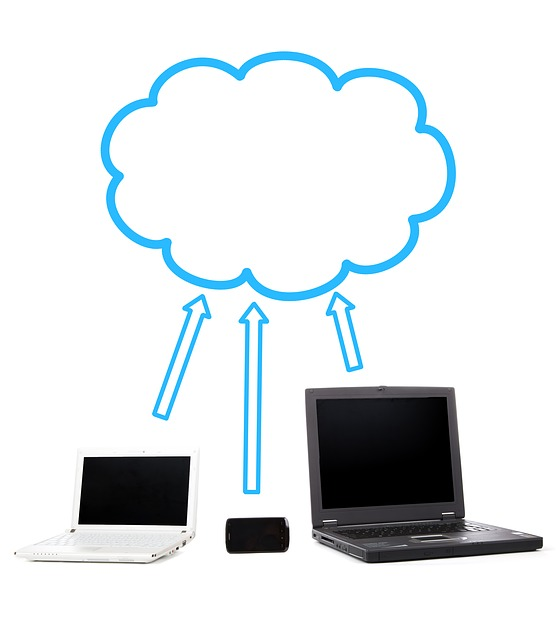 Cloud Computing on Three Different Devices