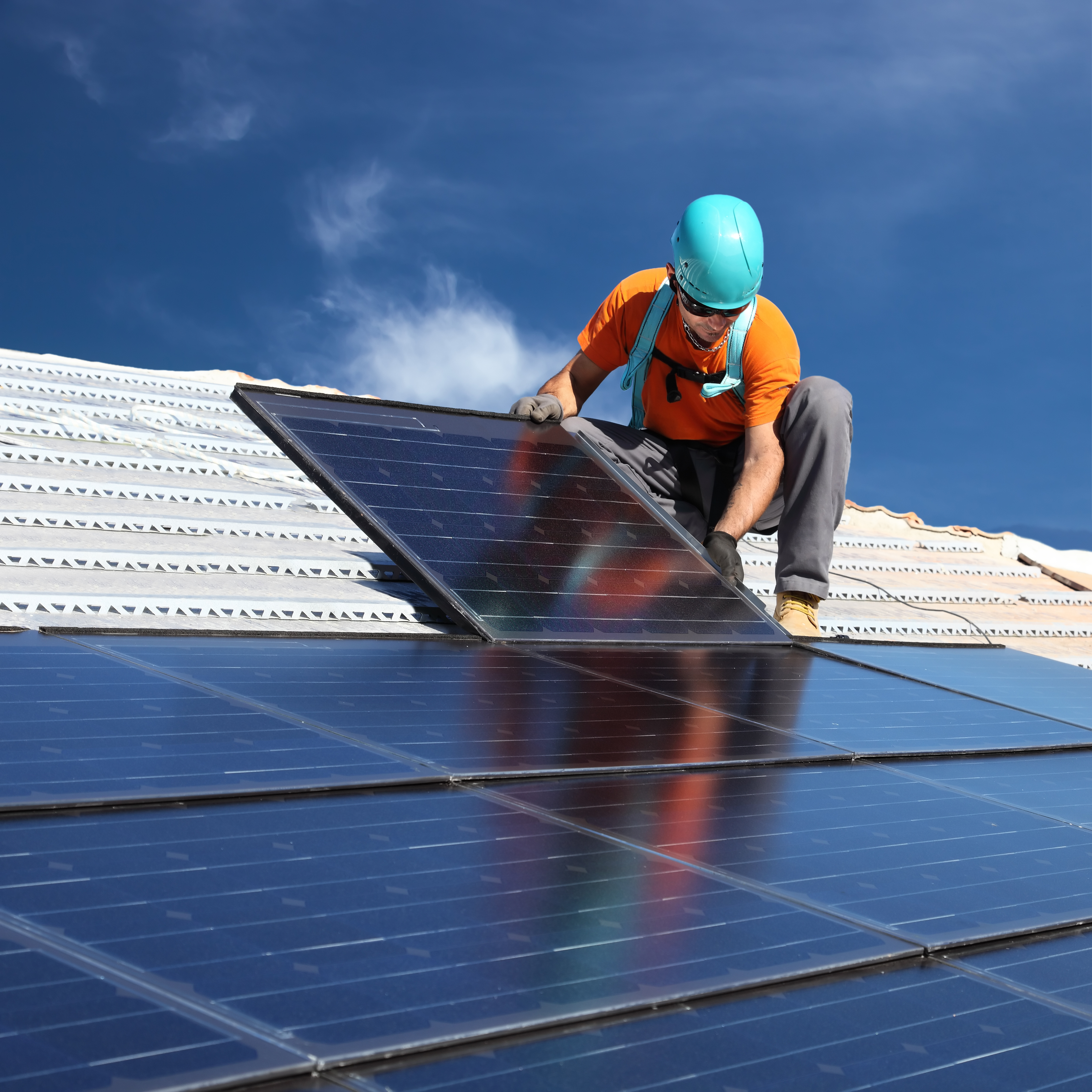 Save More with Solar PV Installation