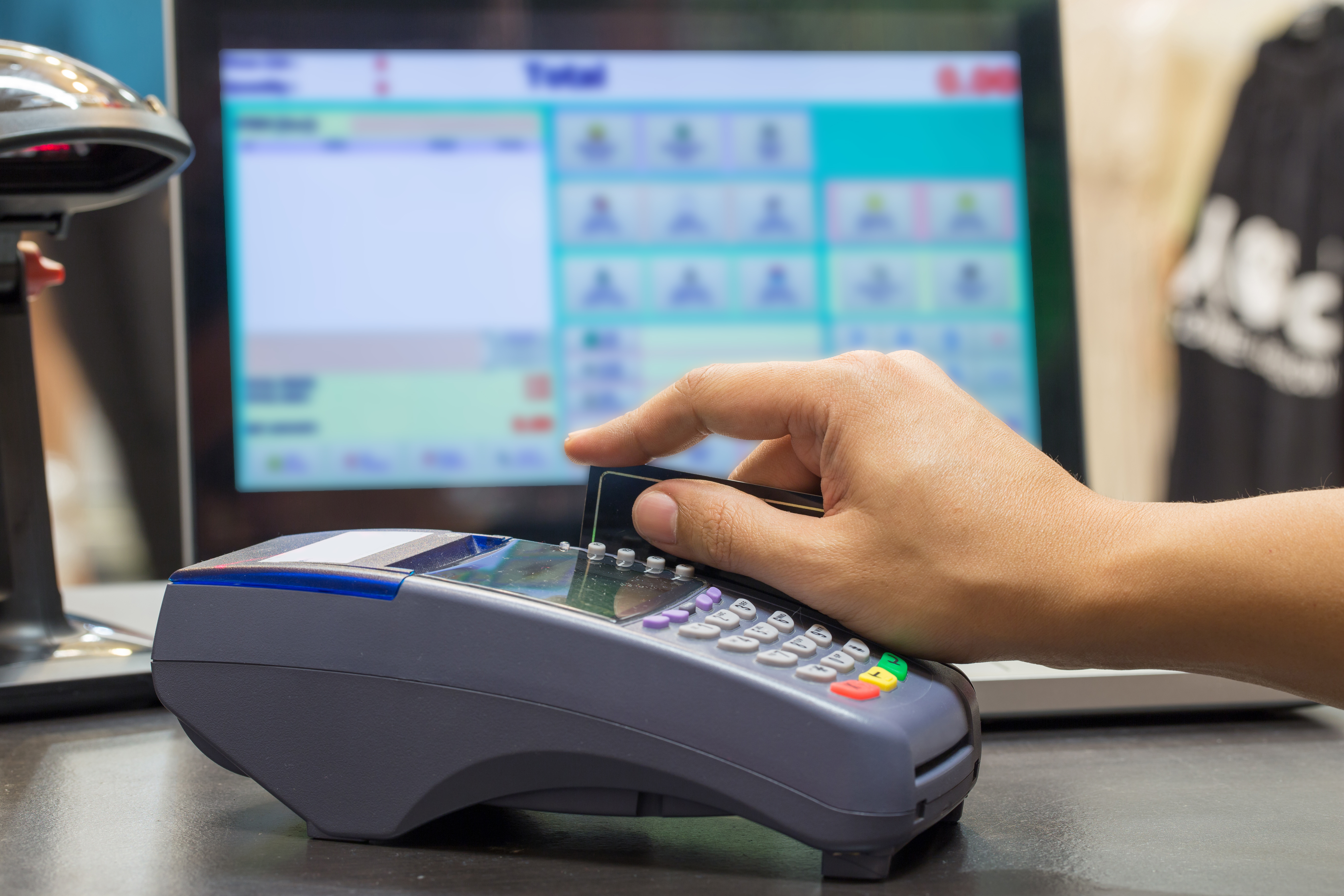 A POS System