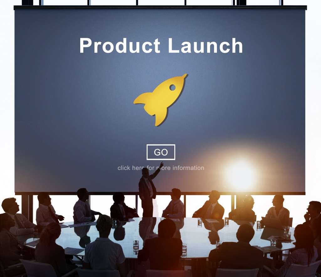 Product launch event